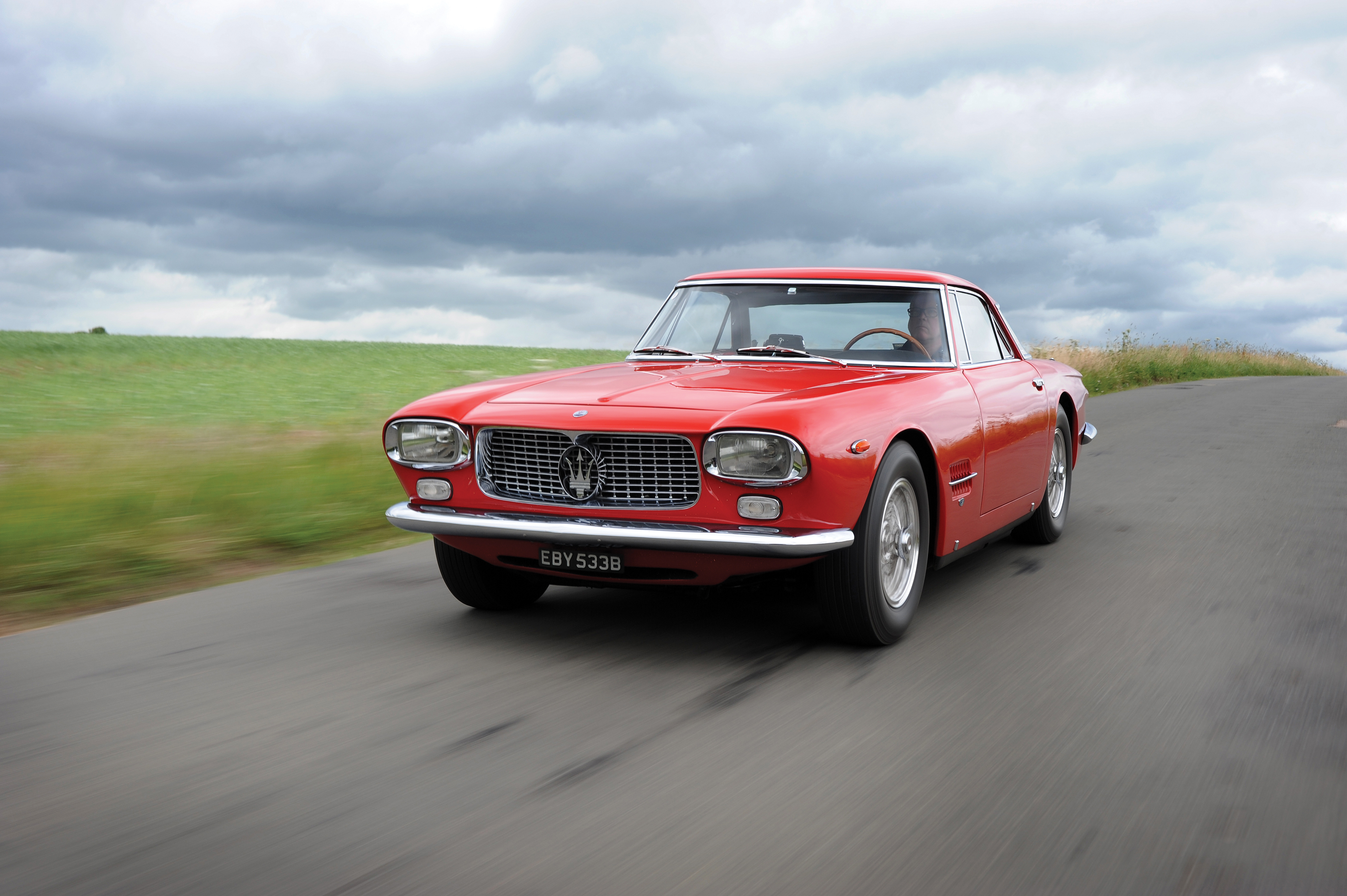 964 Maserati 5000 GT_©2018 Courtesy of RM Sotheby's