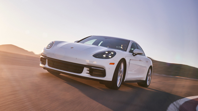 Porsche Recall: Panamera-4S-recall