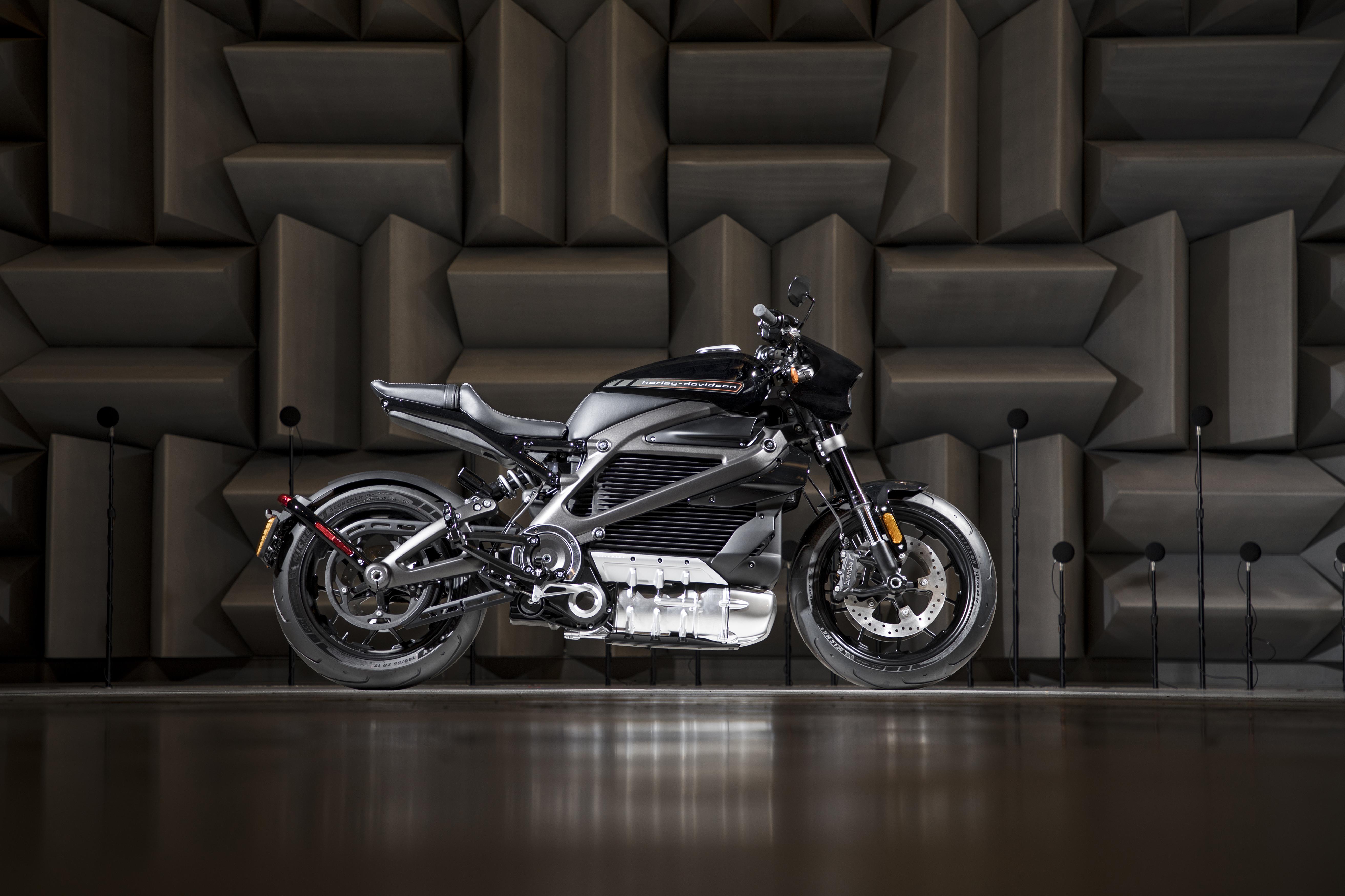 2019 Harley-Davidson LiveWire - More Roads to Harley-Davidson