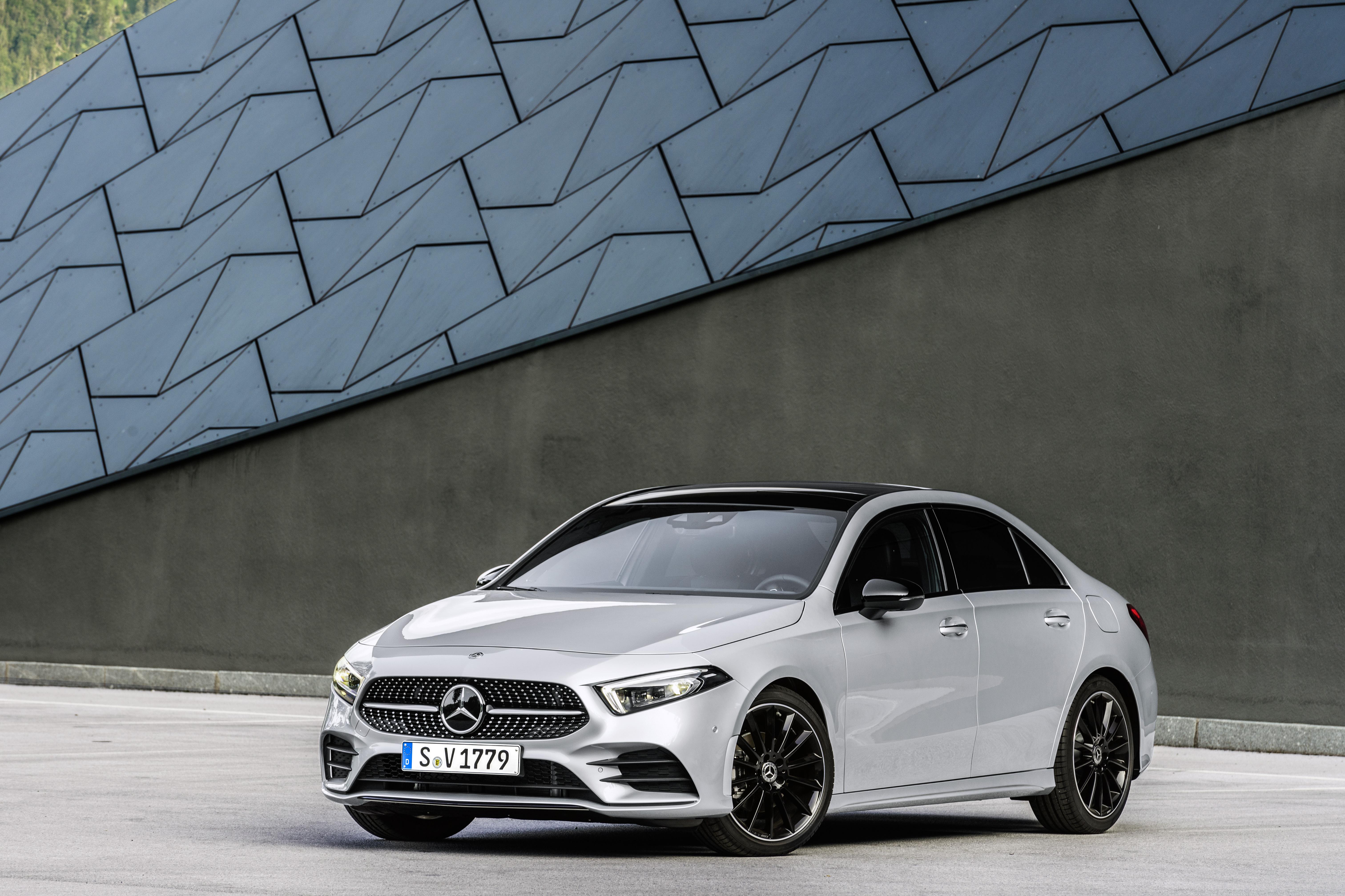 2019 Mercdes-Benz A-Class Sedan