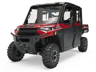 2019 RANGER XP 1000 EPS NorthStar Edition RIDE COMMAND