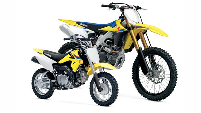 2019 Suzuki - RM-Z450 - DR Z50