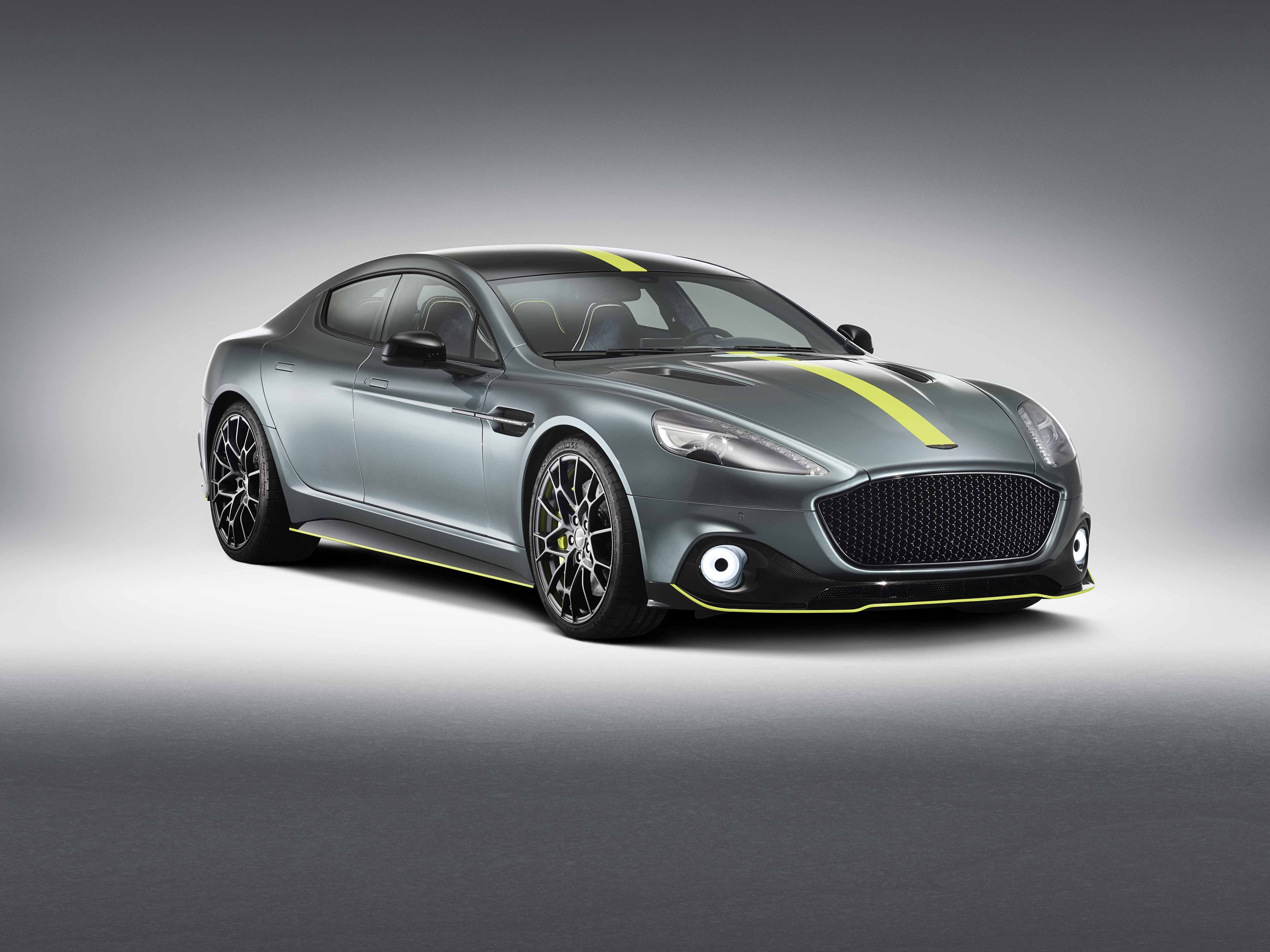 Aston Martin Rapide AMR - Goodwood Festival of Speed