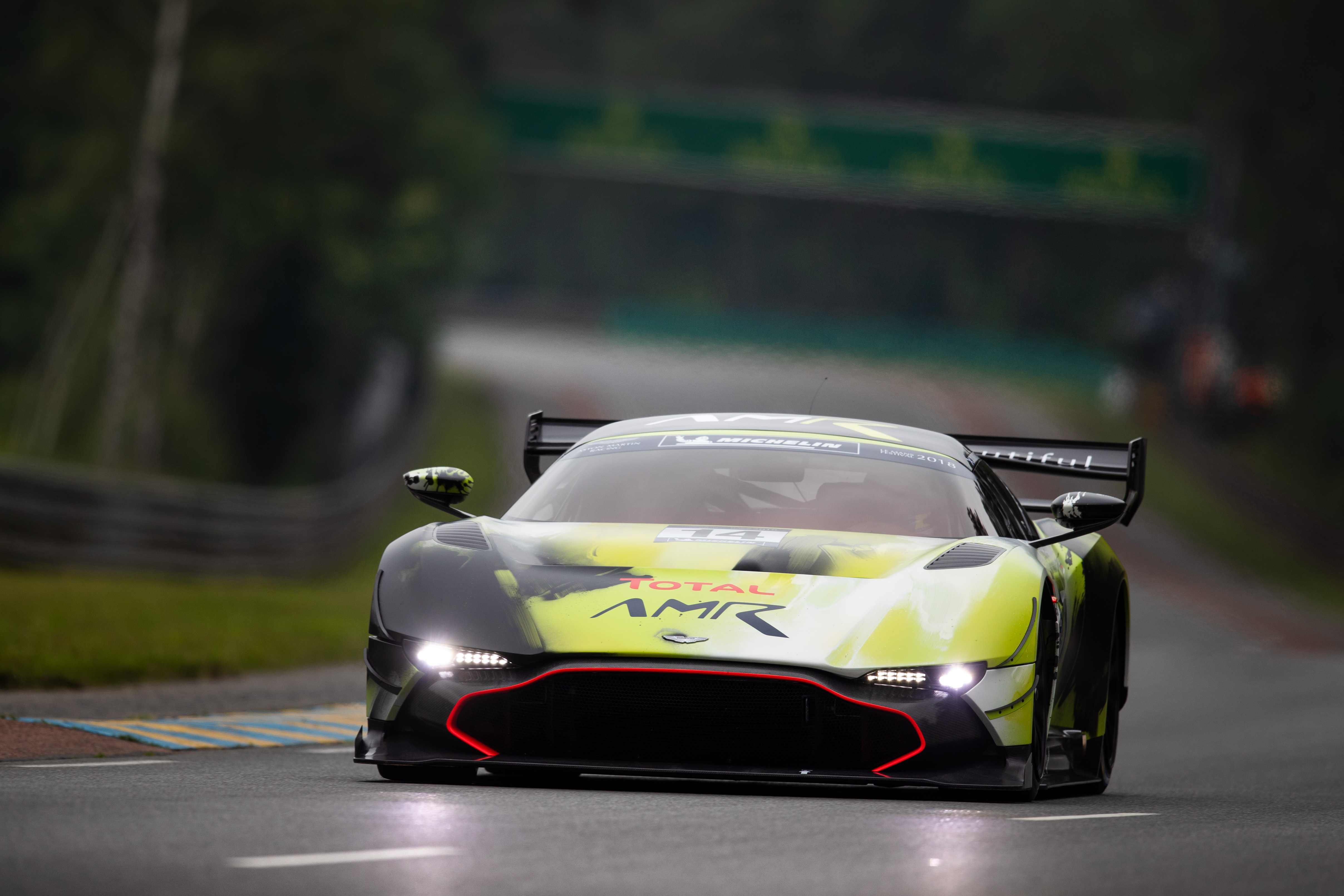 Aston Martin Vulcan AMR Pro - Goodwood Festival of Speed