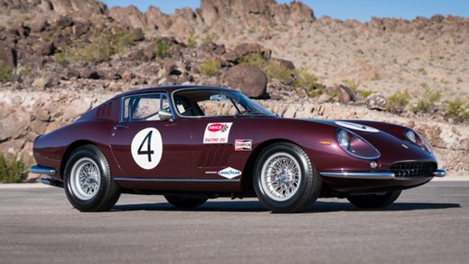 Gooding & Company - 1966 Ferrari 275 GTB-C - Pebble Beach