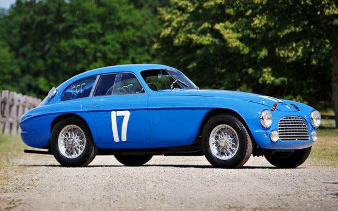 Gooding & Company - Pebble Beach - 1950 Ferrari 166 MM-195 S Berlinetta Le Mans