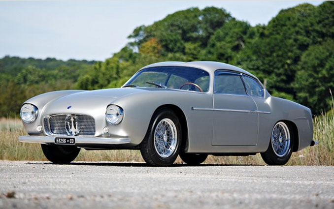 Gooding & Company Pebble Beach - 1956 Maserati A6G-54 Berlinetta