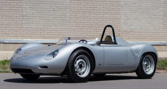 Gooding & Company - Pebble Beach - 1959 Porsche 718 RSK