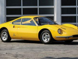 Gooding & Company Pebble Beach - 1966 Ferrari Dino Berlinetta GT