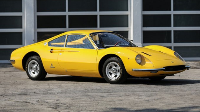 Gooding & Company Pebble Beach - 1966 Ferrari Dino Berlinetta GT