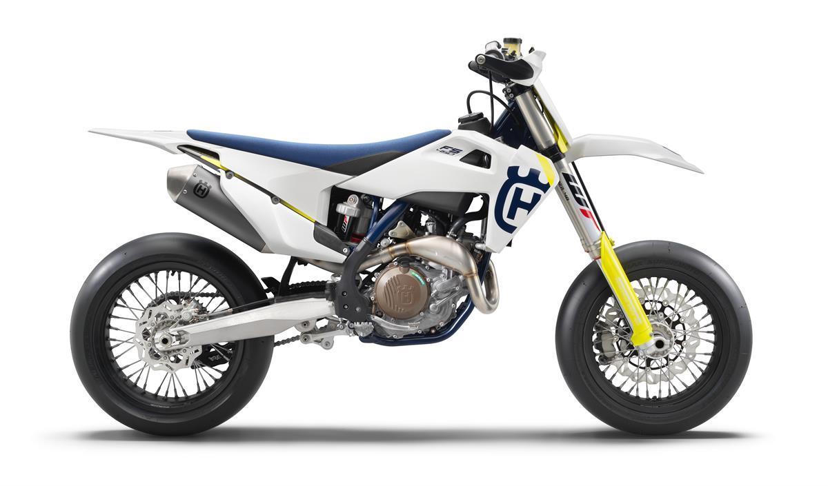 Husqvarna Motorcycles FS 450 Supermoto