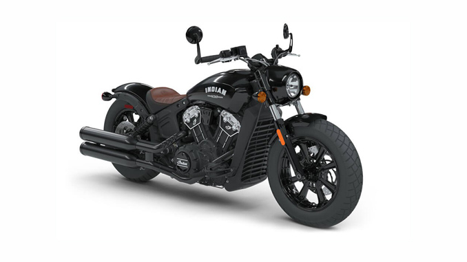 Indian Motorcycle Recall - Scout Bobber 2018