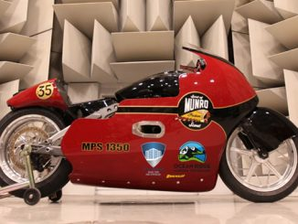 Indian Motorcycle - Spirit of Munro 2018 - Bonneville Speed Week