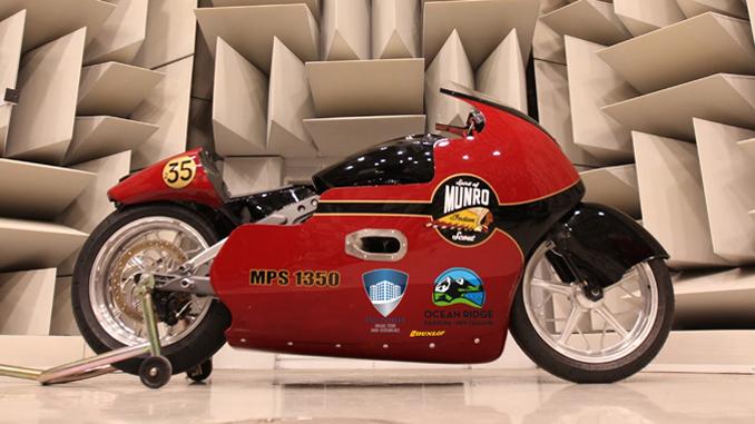 Indian Motorcycle - Spirit of Munro 2018 - Bonneville Speed Week