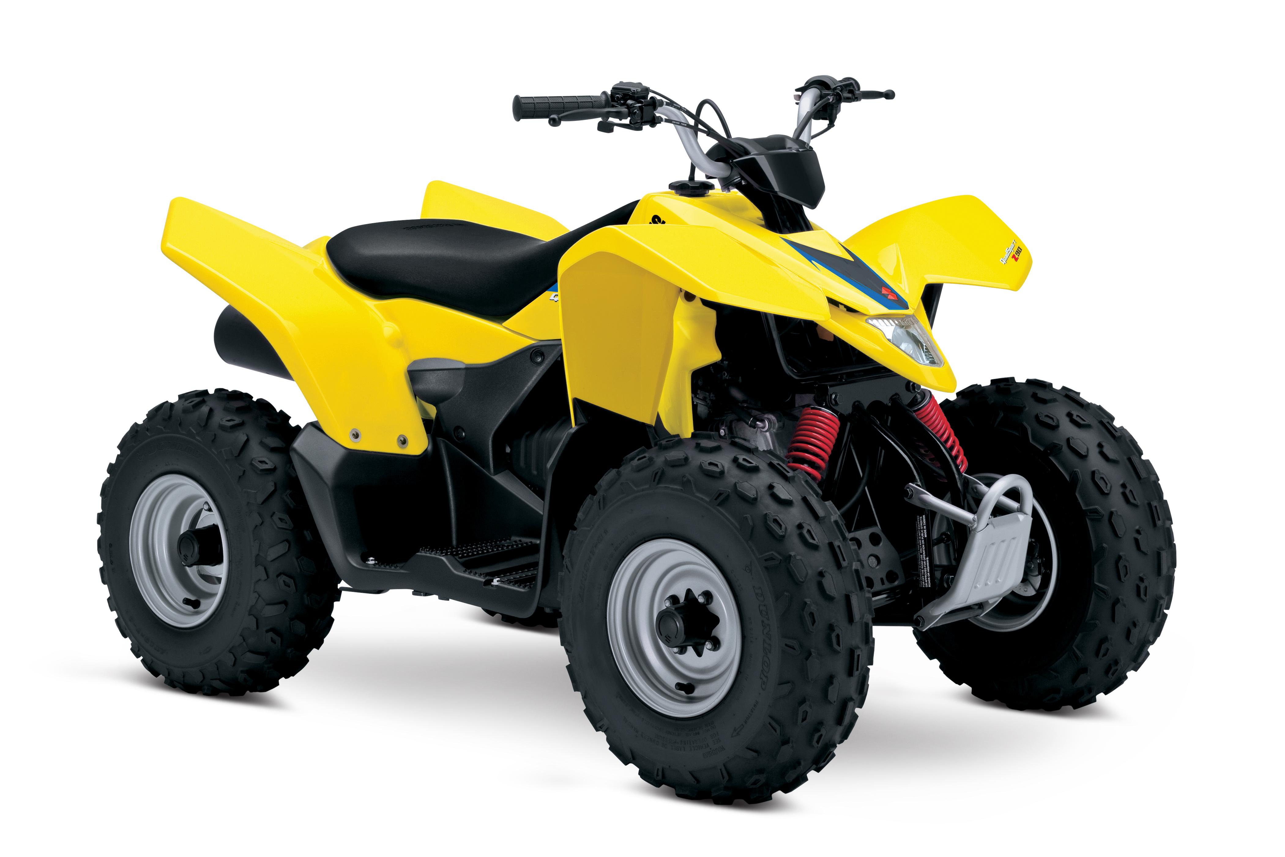 2019 Suzuki QuadSport Z90