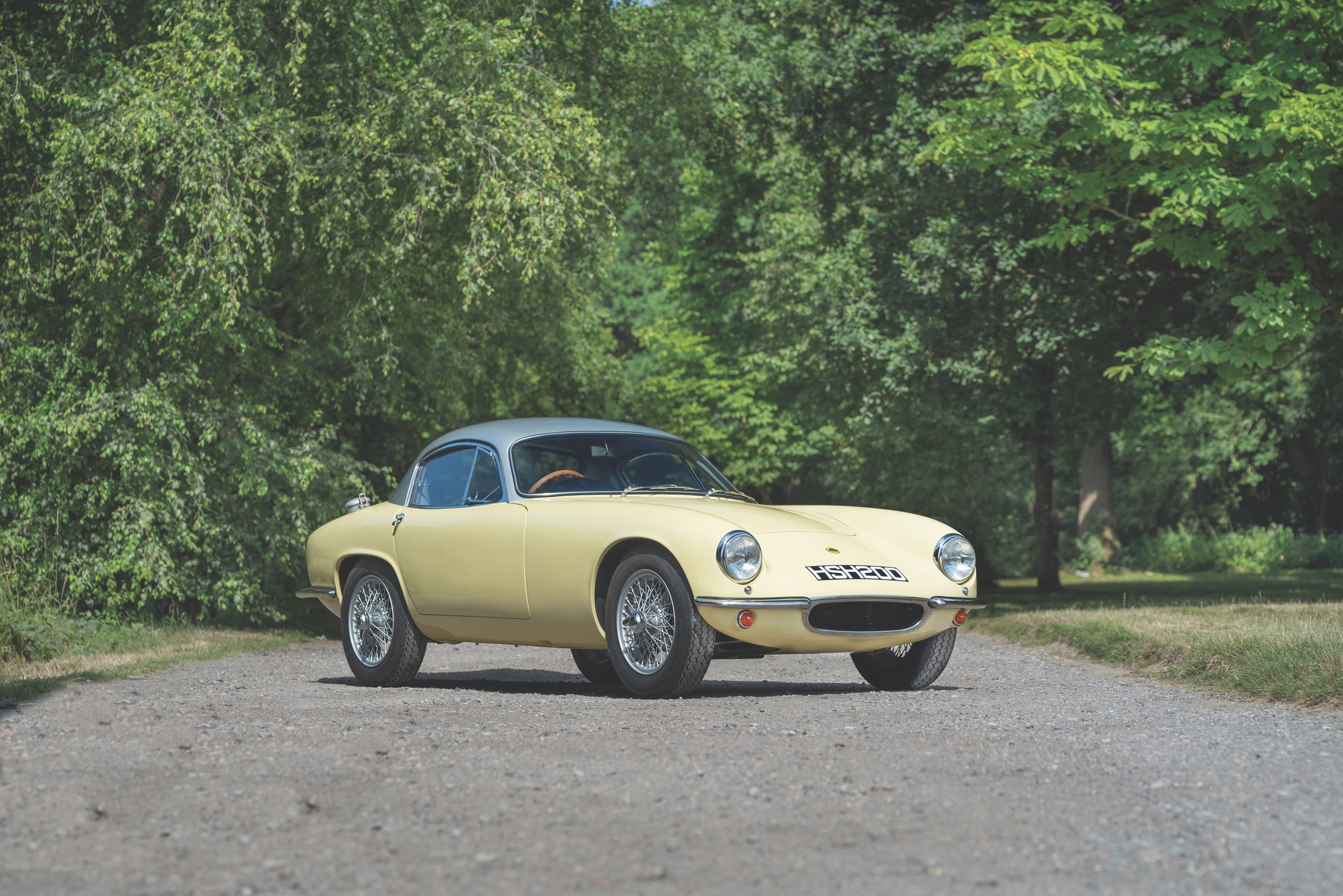 Lotus Elite Super 95 - RM Sotheby's London Auction