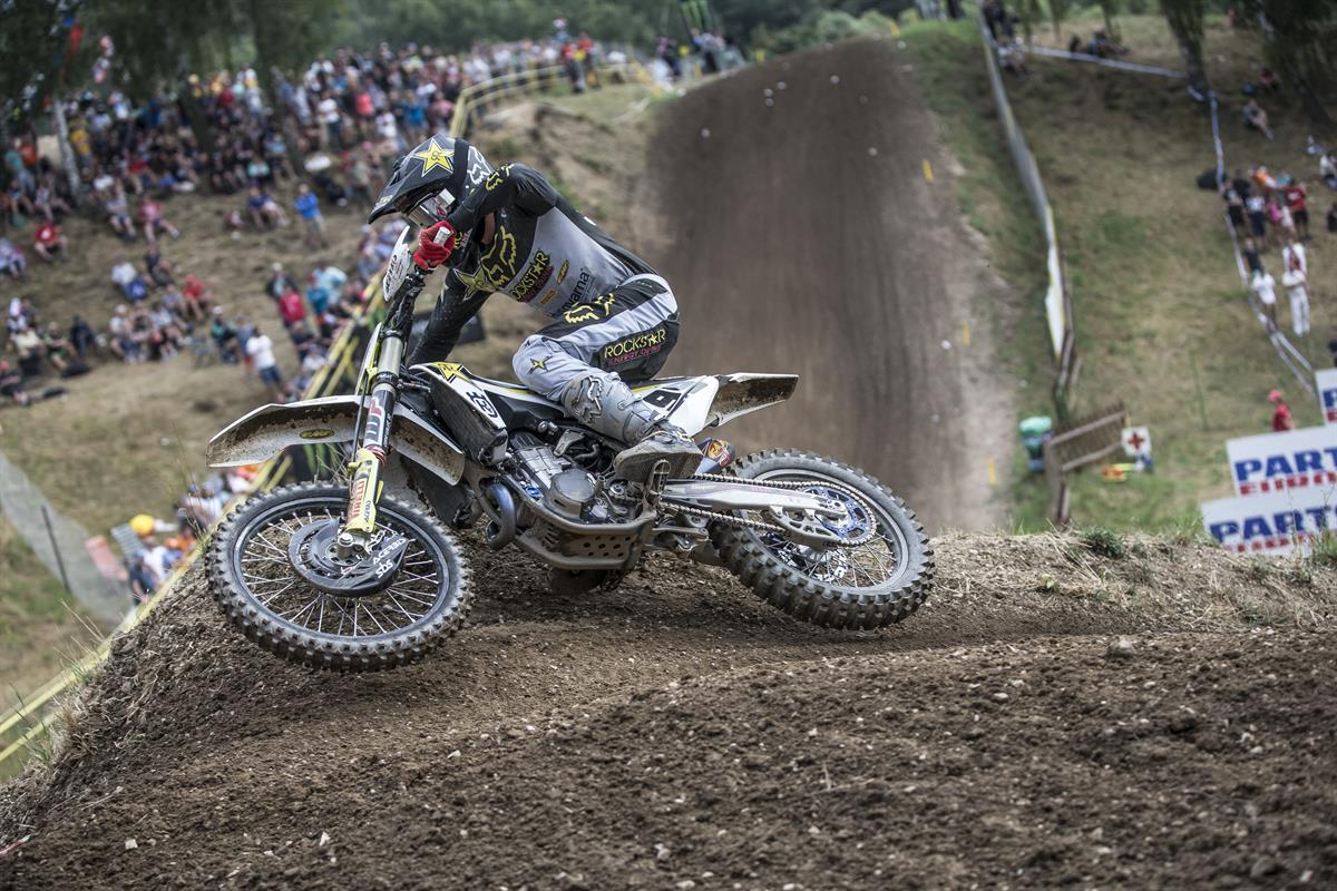 Max Anstie – Rockstar Energy Husqvarna Factory Racing - GP of Czech Republic