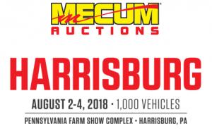 Mecum Auctions Harrisburg