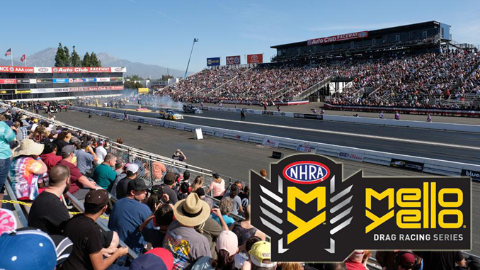 Mello Yello Drag Racing Series Schedule for 2019 Season