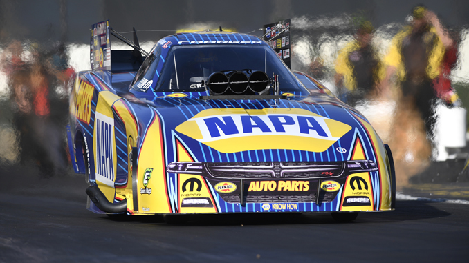 Two-Time Funny Car Event Winner Ron Capps NHRA New England Nationals 809d57d9a217