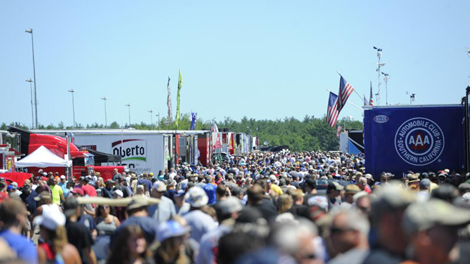 NHRA New England Nationals Saturday SellsOut