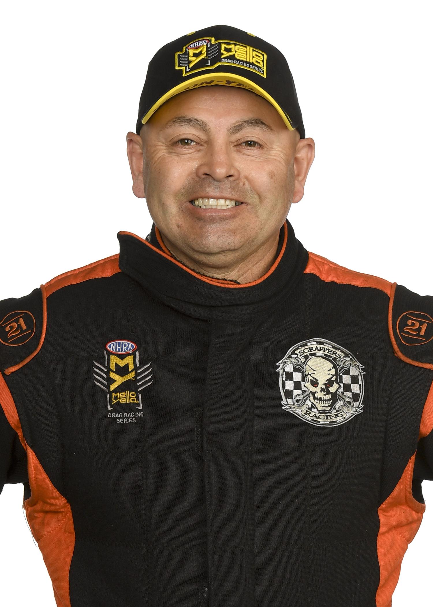 NHRA Top Fuel Mike Salinas