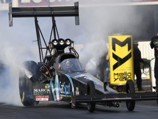 NHRA Top Fuel Scott Palmer - action
