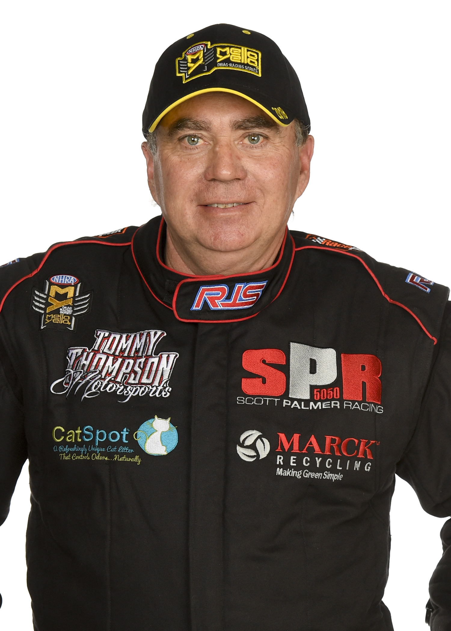 NHRA Top Fuel Scott Palmer