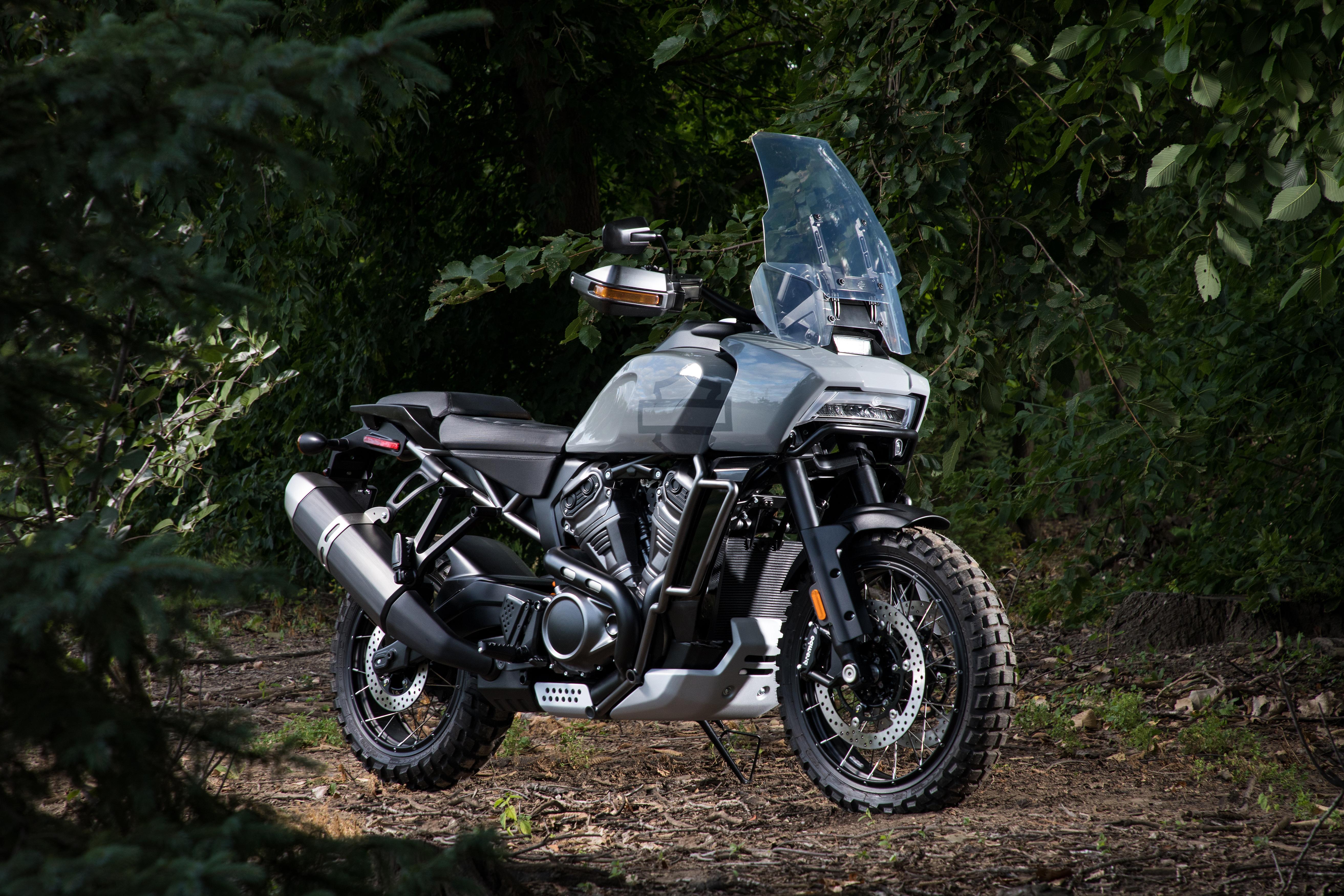 2020 Harley-Davidson Pan America - More Roads to Harley-Davidson