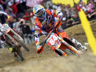 Pirelli Sweeps the Podium at Pingkal Pinang for the Motocross Grand Prix of Indonesia