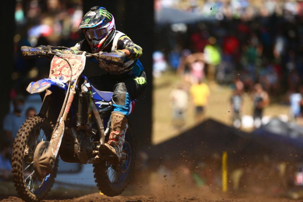 Plessinger earned an unlikely win via 4-3 scores. - Washougal National