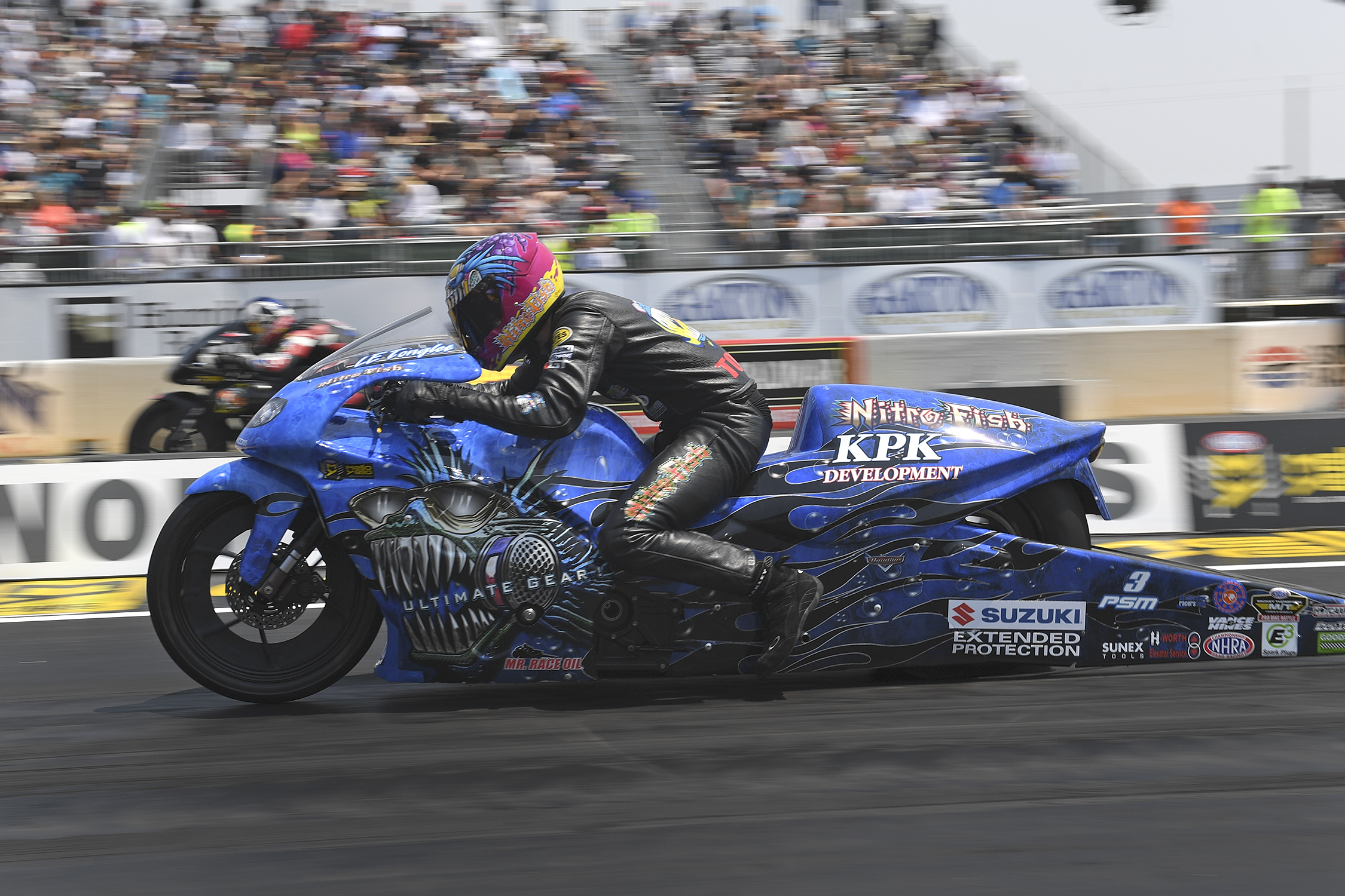 Pro Stock Motorcycle LE Tonglet Sunday Sonoma Raceway