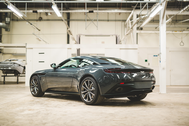 Q by Aston Martin Classic Driver
