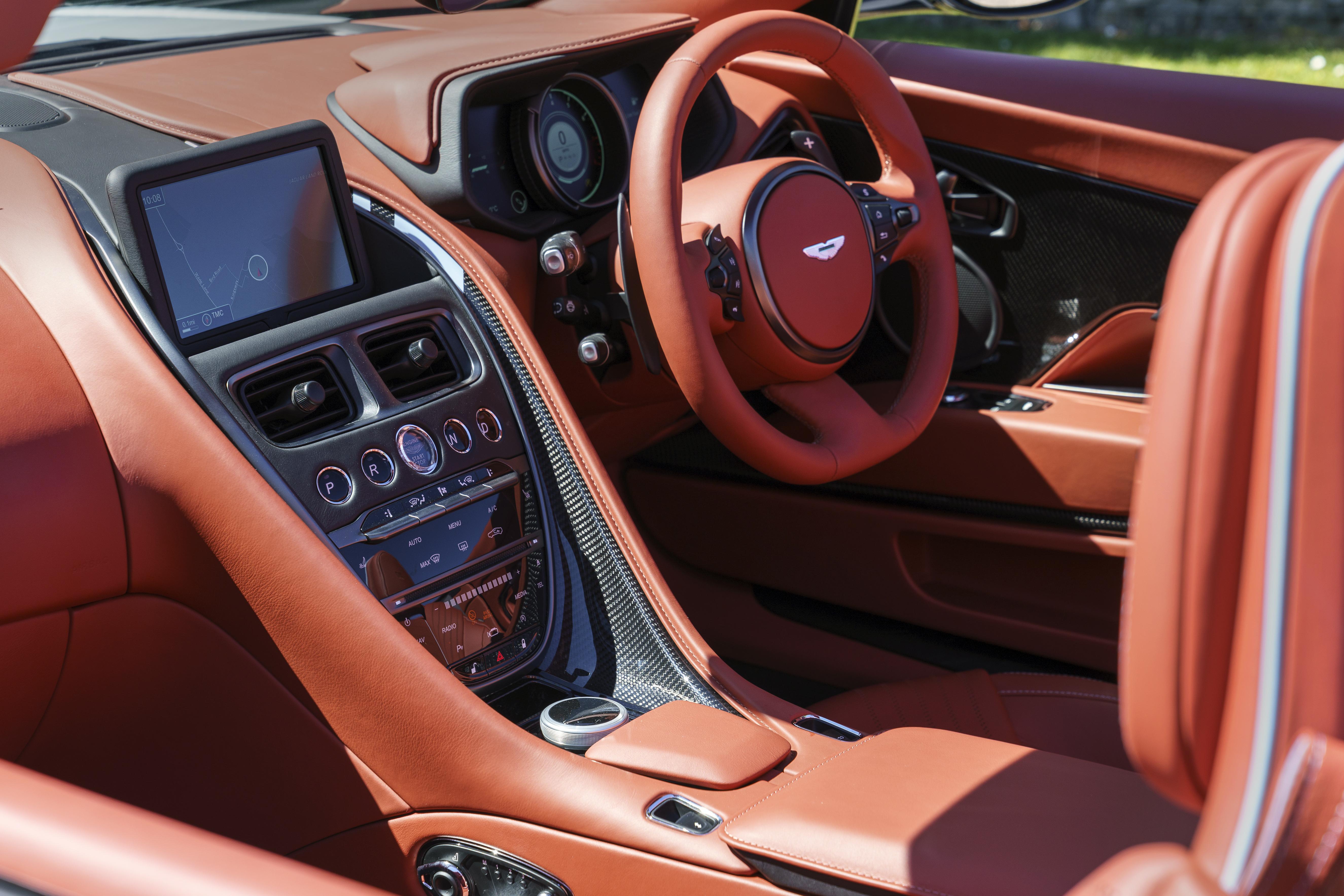 Q by Aston Martin Henley Royal Regata DB11 Volante