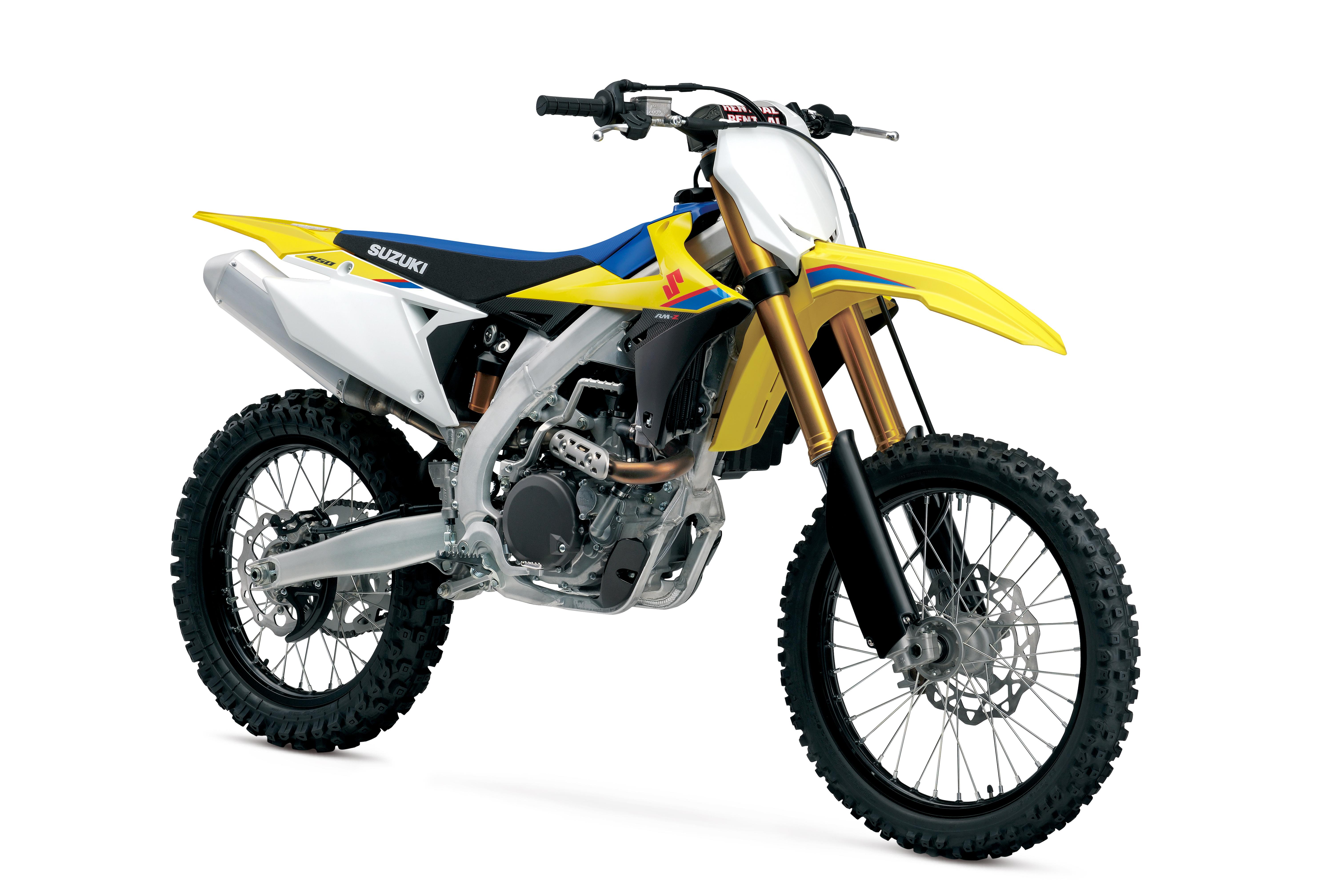 2019 Suzuki RM-Z450