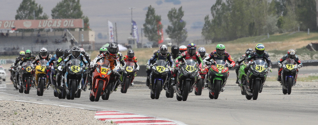 RiderzLaw will be the presenting sponsor of the Liqui Moly Junior Cup, Stock 1000 and Twins Cup races at the MotoAmerica round at Sonoma Raceway.| Photo By Brian J. Nelson