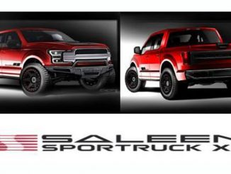 SALEEN SPORTRUCK XR