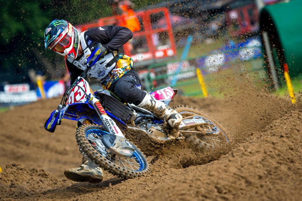 Spring Creek - Aaron Plessinger was perfect on the day