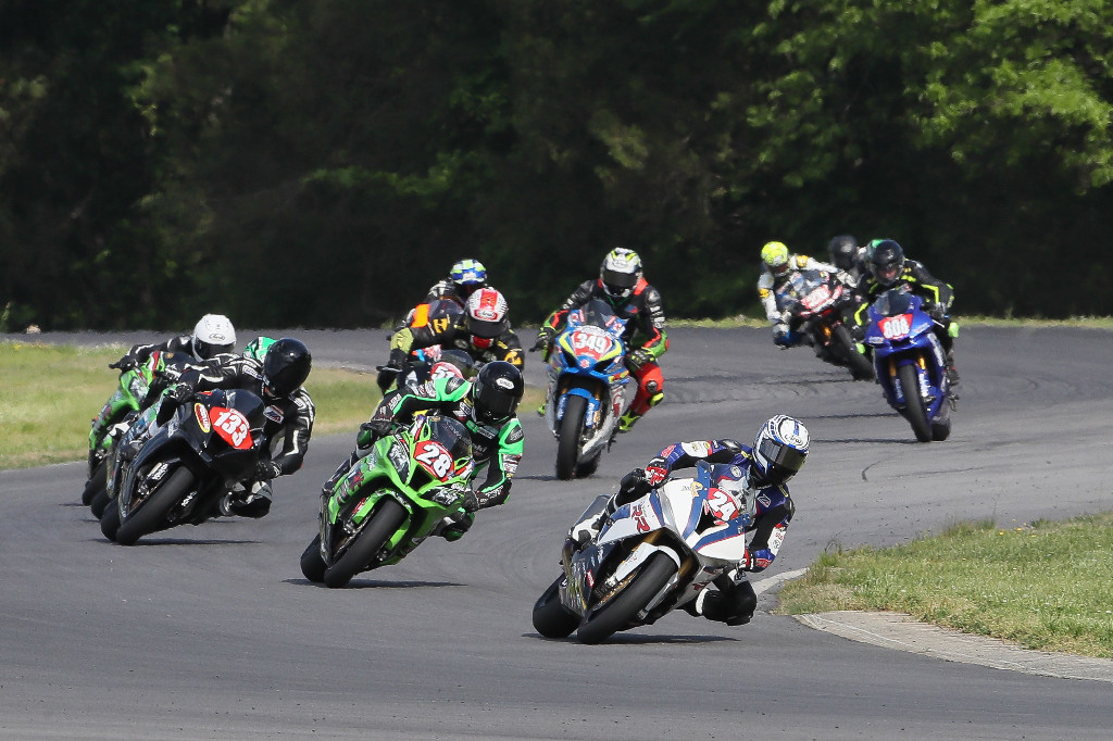The MotoAmerica Stock 1000 and Twins Cup races will stream live on Facebook this weekend from Utah Motorsports Campus. | Photo By Brian J. Nelson