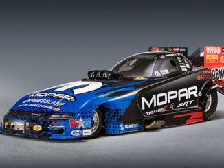 The new 2019 Mopar Dodge Charger SRT Hellcat NHRA Funny Car