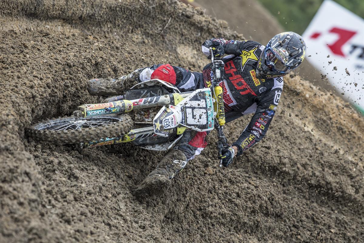 Thomas Kjer-Olsen – Rockstar Energy Husqvarna Factory Racing - GP of Indonesia