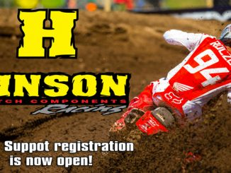 Hinson Clutch Components 2019 Rider Support Apply Now!