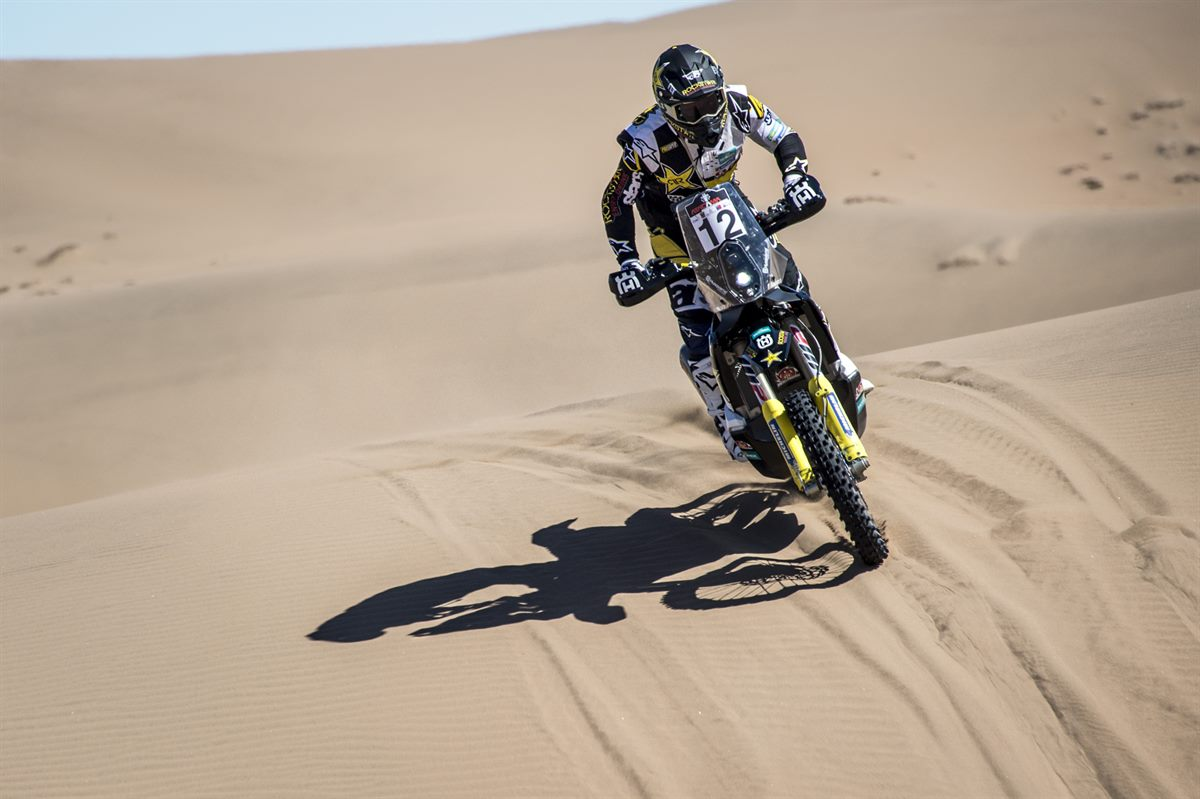 Andrew Short – Rockstar Energy Husqvarna Factory Racing - Atacama Rally