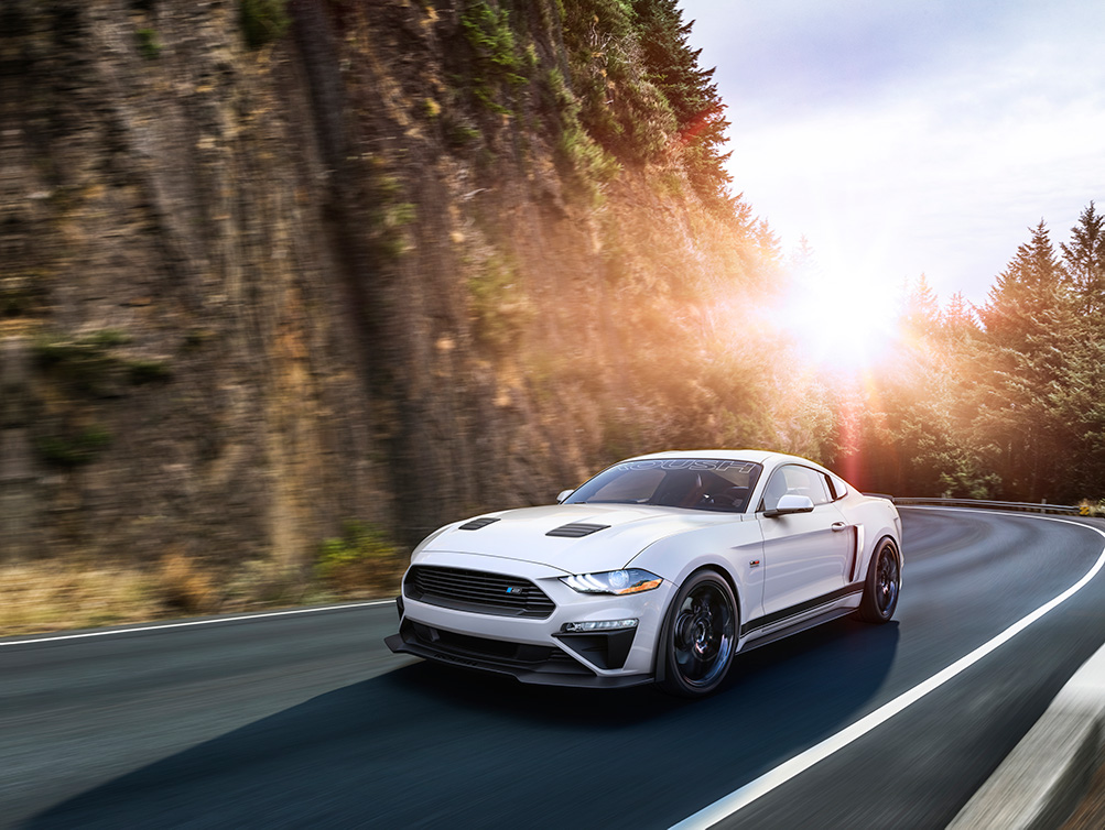 2019 ROUSH Performance Stage 1 Mustang