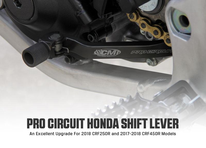 Pro Circuit Shift Lever - Honda