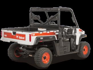 Bobcat Recall - utility vehicle