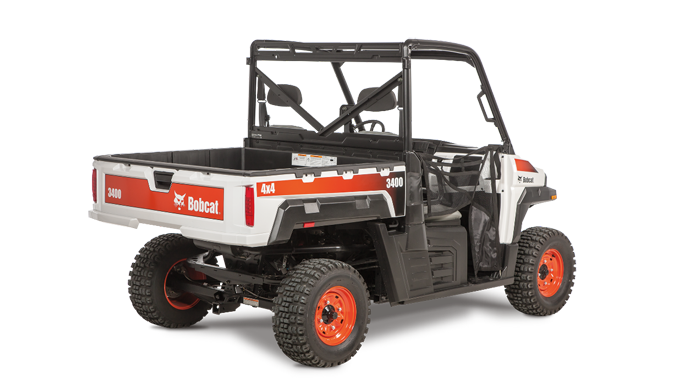 Bobcat Recall - utility vehicle