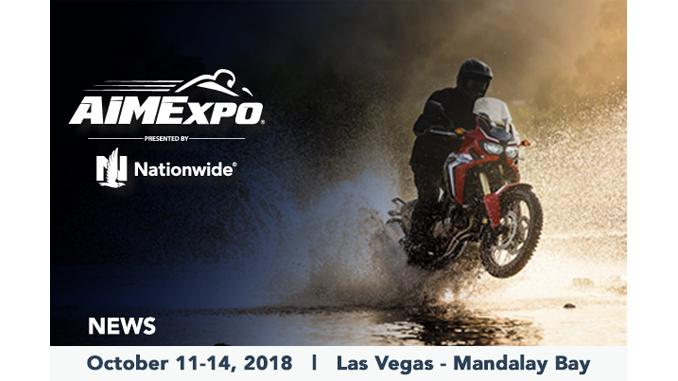 AIMExpo - Honda