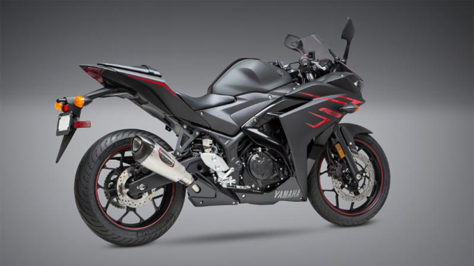 Yoshimura Introduces Muffler Bracket for 2015-18 Yamaha R3