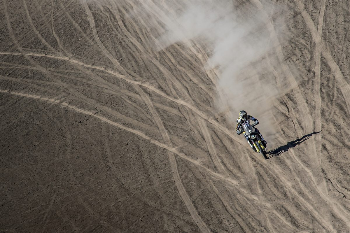 Andrew Short - Rockstar Energy Husqvarna Factory Racing - Atacama Rally